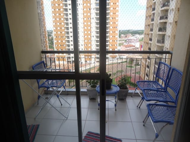 Apart with 3 bedrooms  - Cuiaba - Apartmen