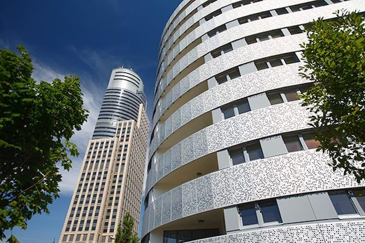 Appartement OXYGEN WRONIA 1- Zentrum - Warschau