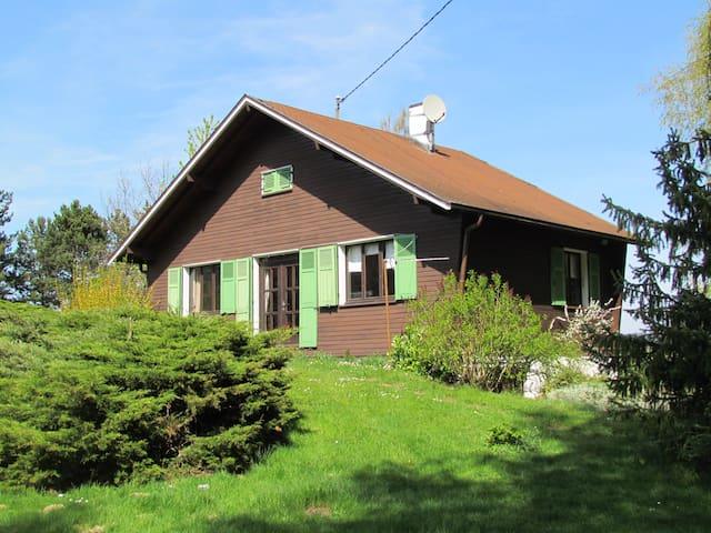 chalet de vacances - gite de l'étang - Birkenwald - Chalupa