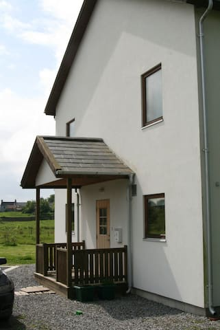 Passive House in Ecovillage - Cloughjordan - Bed & Breakfast