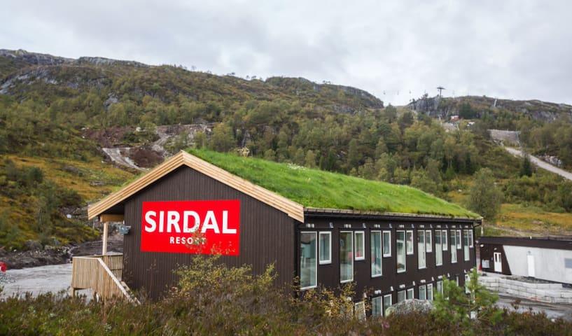 Sirdal Resort - 4-6 pers