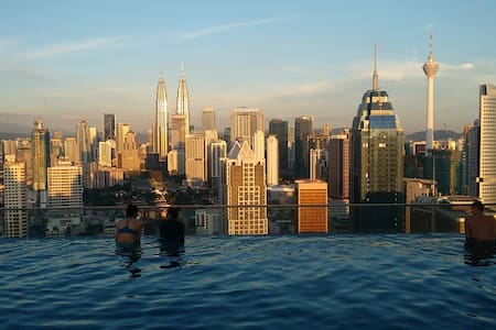 Amazing view studio at Regalia Residence - 吉隆坡 - 公寓