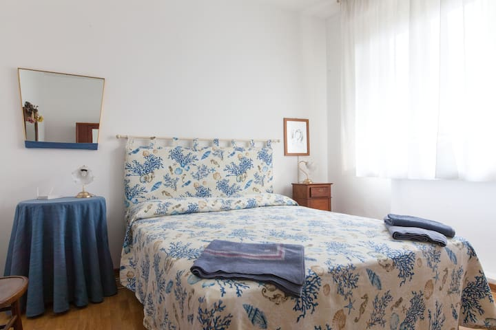 COZY APARTMENT 10 min to the BEACH :) - Riccione - Flat