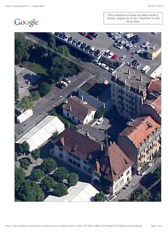 Appartement de 4 pièces avec Cachet - Chêne-Bourg