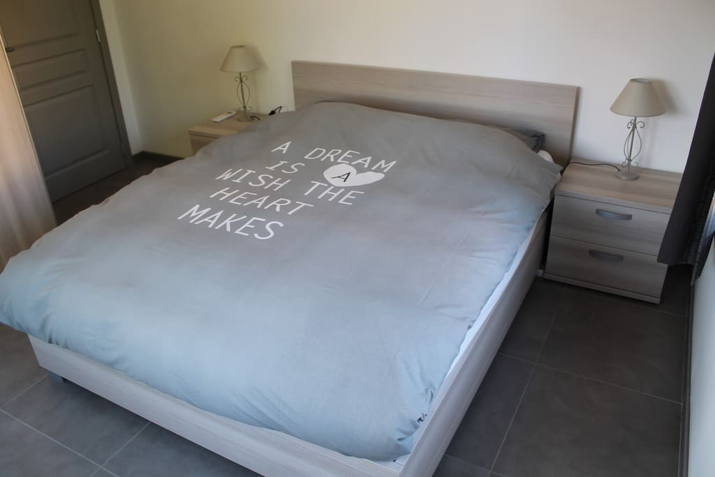 comfortable bedding