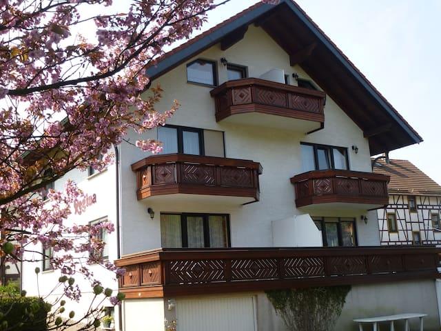 Toller Blick in den Thüringer Wald - Ruhla - Bed & Breakfast
