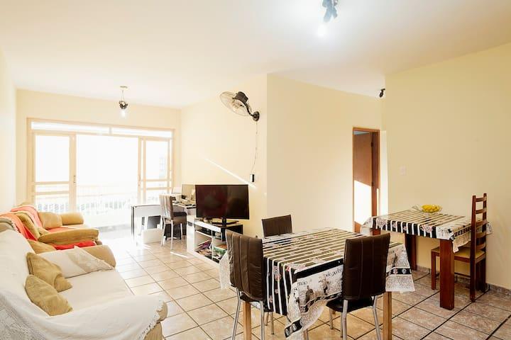 Ap 4 quartos, Arena Pantanal - Cuiabá - Apartment