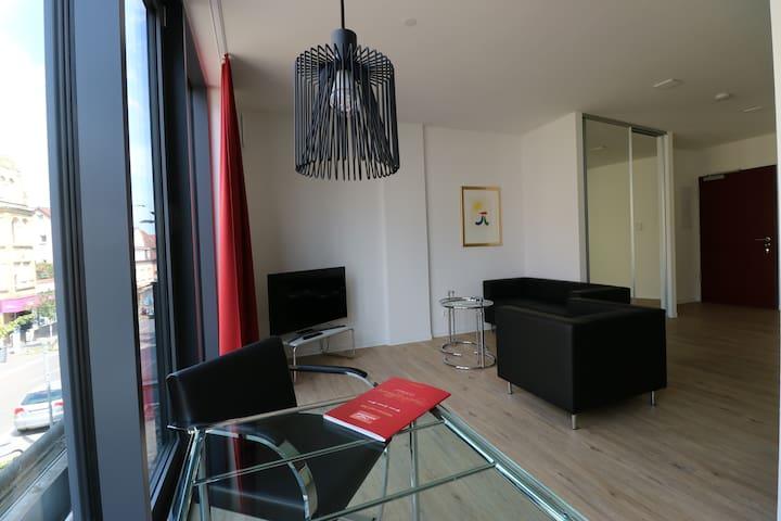 Modernes Apartment-Toplage/Stuttgart Zuffenhausen - Stuttgart - Apartment