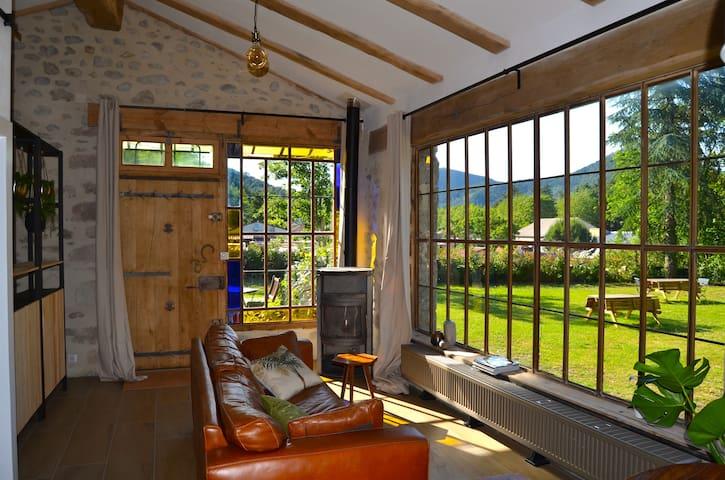 L'Atelier in Mas Mialou in Saint-Jean-du-Gard