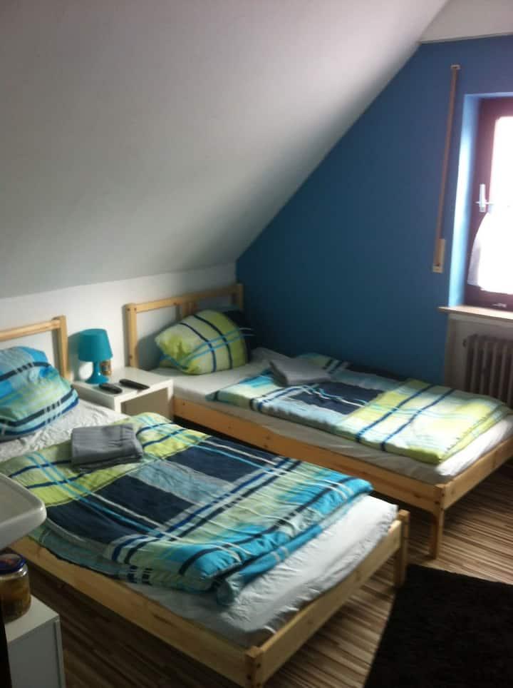 Komfortables Gästehaus im Hunsrück