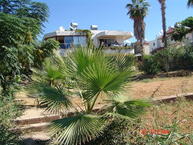 Аппартаменты на берегу средиземного моря - Avsallar Belediyesi - Leilighet
