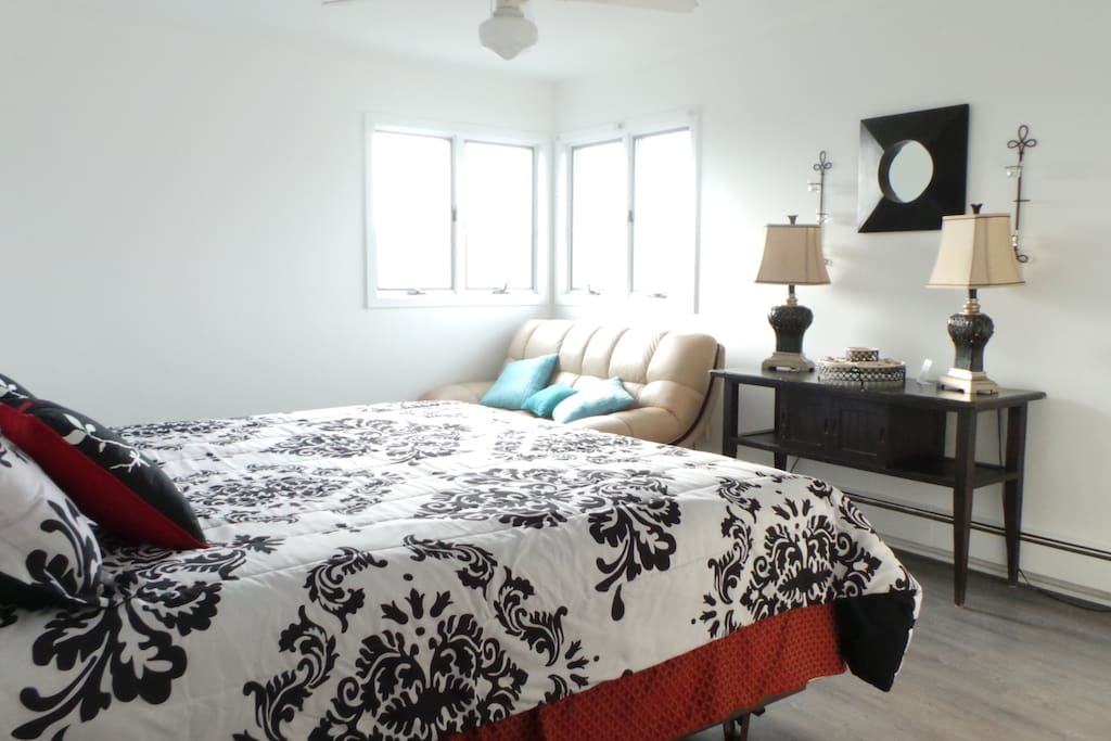 King Size Bedroom, pillow top sealy mattresses