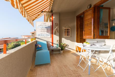 A Romantic house with sea view - Airone - Townhouse