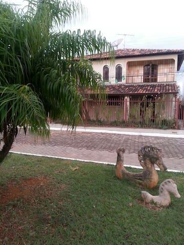 Quarto ecológico 02 - Brasília - Rumah