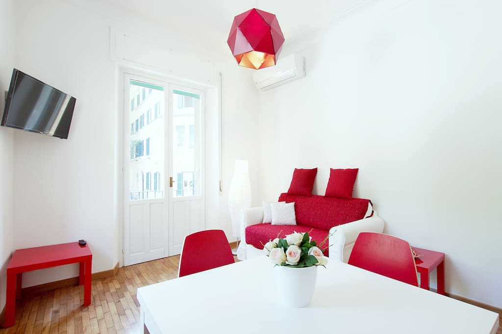 TRASTEVERE apartment CITY CENTER - Apartments for Rent in ...