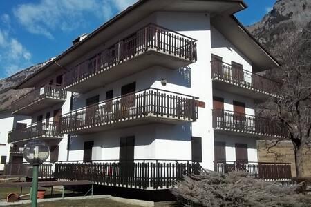 Appartamento vista Monte Bianco - Morgex - Huoneisto