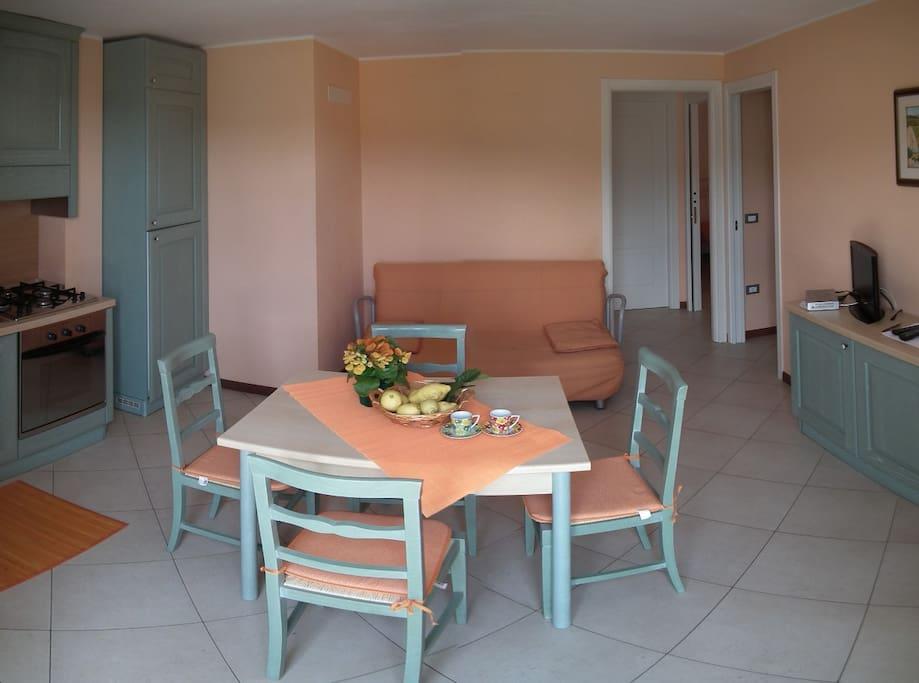 Soggiorno - Living room - app. 2