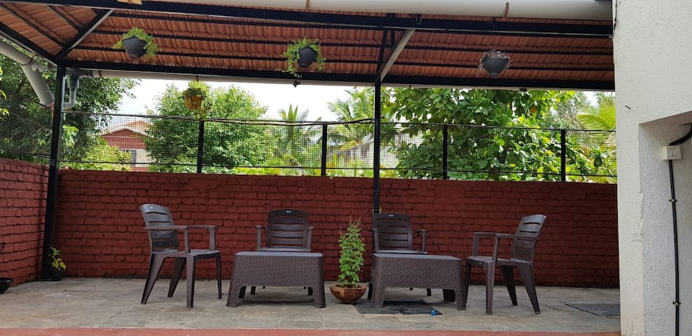 Riverside Spacious Private 3.5BHK Villa, Lonavala