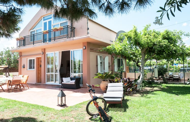 Comfortable house sleeps 4+  - Χανιά  - Vila