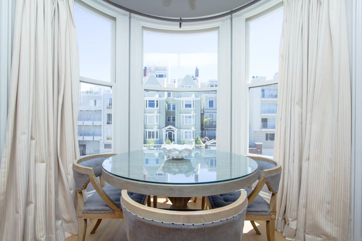 Edwardian Style Pacific Heights 1BD - San Francisco - Departamento