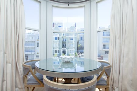 Edwardian Style Pacific Heights 1BD - San Francisco - Daire
