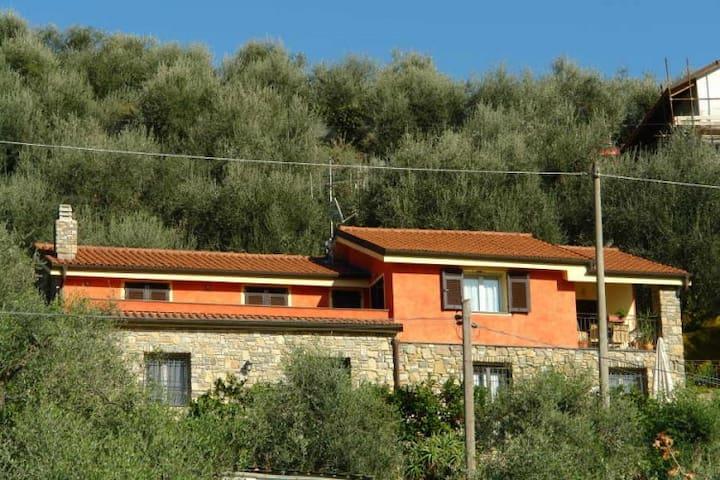 Casa nelle Rose - Diano San Pietro - Maison