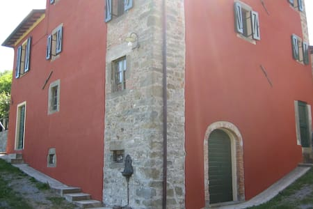 Casale Dorando - Camera Verde - Barga - Bed & Breakfast