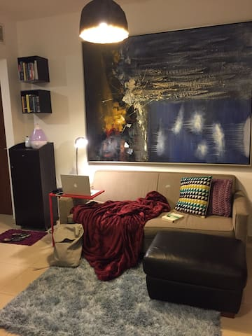 Easy stay in the middle of Dubai - Dubai - Apartment