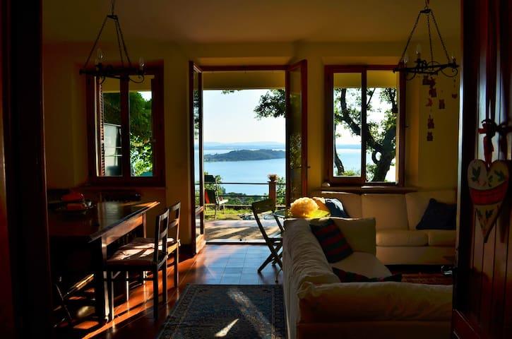 Relax Home - Villa Trasimeno Lake - Magione - House