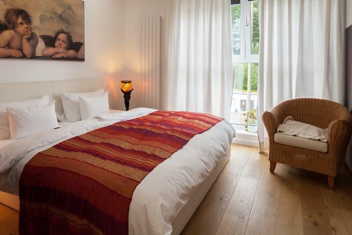 Serviced Suite Maisonette 3 - wohnen auf Zeit -