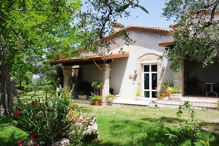 Villa IRIS - Immersa nel verde - Relax e Natura - Pisticci
