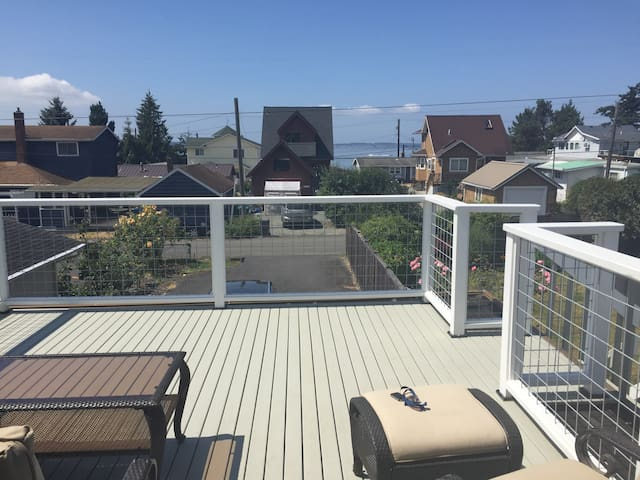 Broadway Terrace at Madrona Beach - Camano Island - Apartment