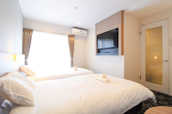 4 minutes to Haneda Airport,Concept Apartment #302