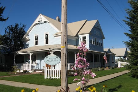 Victorian B&B Downtown Sandpoint