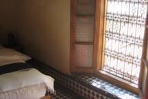 Terrace bedroom.