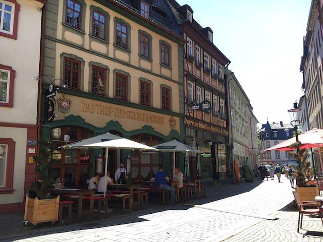 Enjoy picturesque Fulda,just 5min walk to Hospital