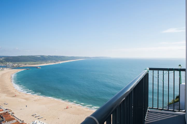 RENT APARTMENT-SUPERB ATLANTIC VIEW - Nazaré - Apartemen