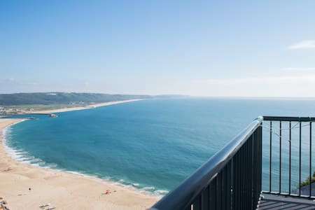 RENT APARTMENT-SUPERB ATLANTIC VIEW - Nazaré - Pis