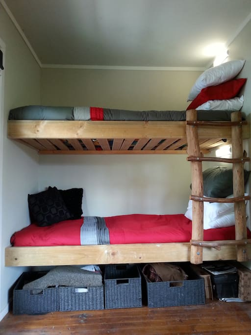 Bunk Beds with reading lights