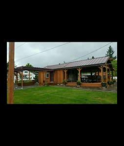 The Cedar Bunkhouse