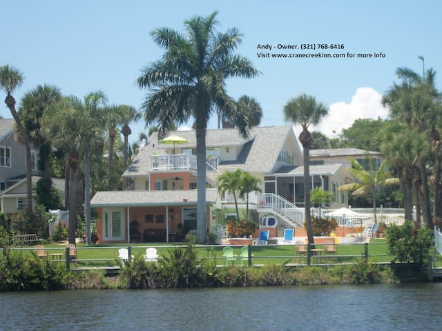 Osprey Nest - 1BR Apt at Crane Creek Inn B&B