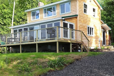 Sebec Shores Lake House - Luxury on the water