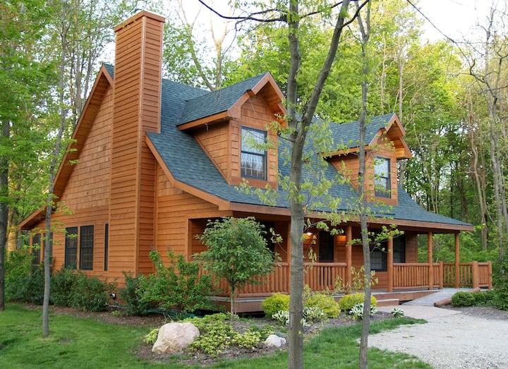 Heavenly 7 Retreat Luxury Cabin