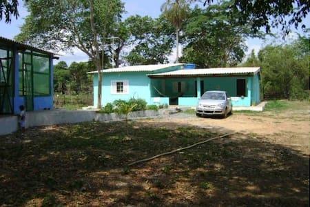 Pesqueiro e Camping - Chaparral - Cuiabá