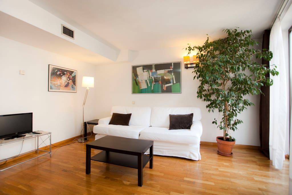 PRADO MUSEUM AIR APARTMENT MADRID