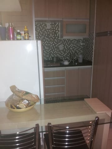 Privacy and comfort next stadium - Brasilia - Appartement