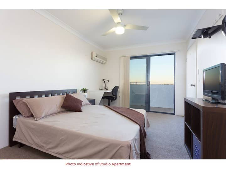 Studio Apartment Taringa - Close to CBD & UQ