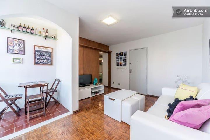 Boa Viagem Beach - Room for 2 A - Recife - Appartamento