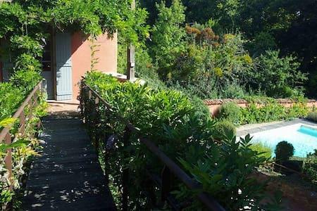 Chambre à la Roche Vineuse - La Roche-Vineuse - Casa