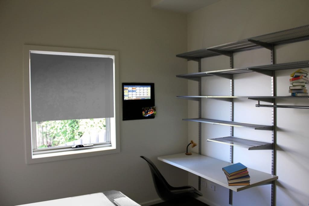 fully furnished, excellent storage, heating, linen and NBN